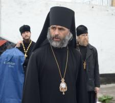 Предстоящие богослужения епископа Николая